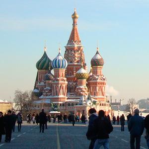 Duas Capitais da Rússia e Anel de Ouro