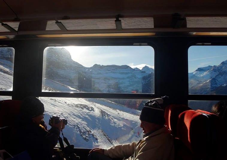 Minha Viagem para Jungfraujoch