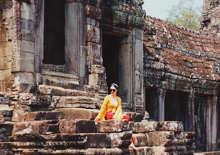 Guia de viagem para o Camboja