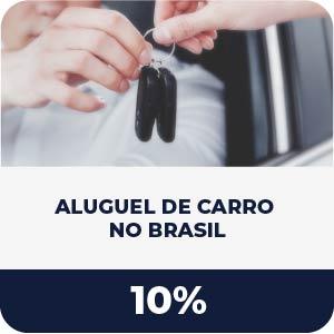 Aluguel  de carro no Brasil- Comissão