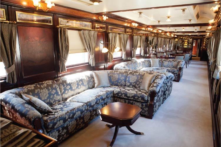trem de Luxo Al Andalus