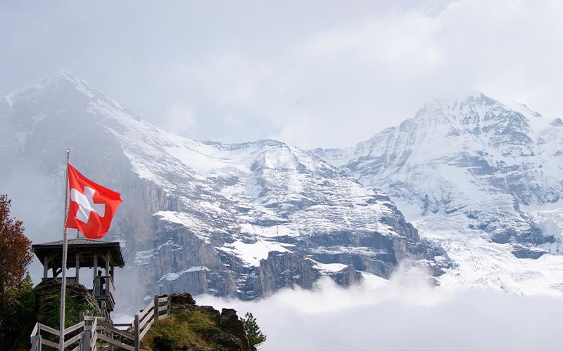 Topo da Europa – Jungfraujoch.