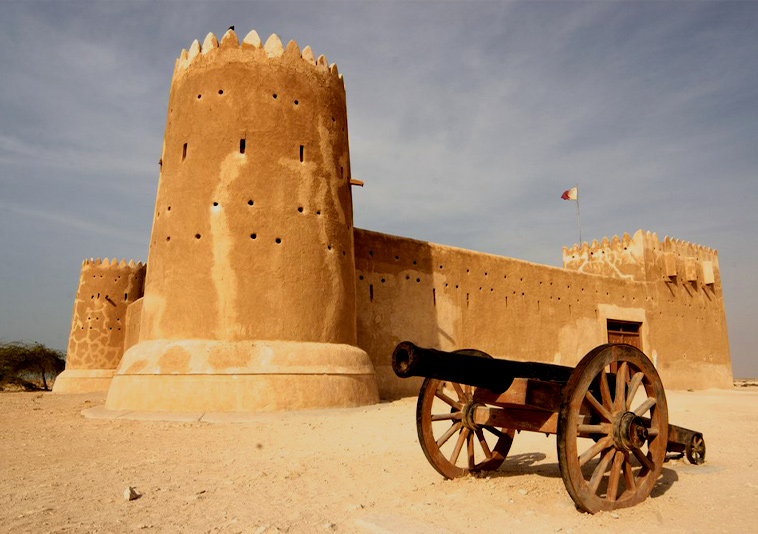 Fortaleza-Al-Zubarah