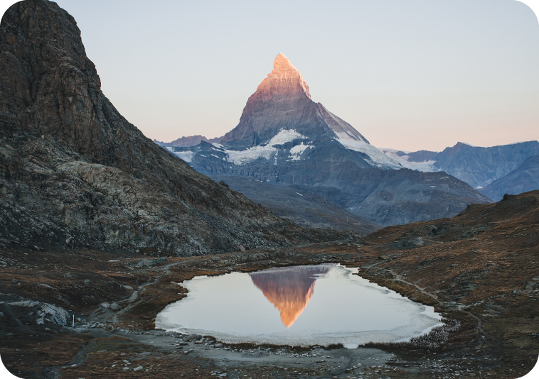 Matterhorn-Suíça