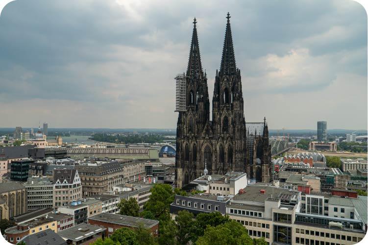 Alemanha Catedral Colônia