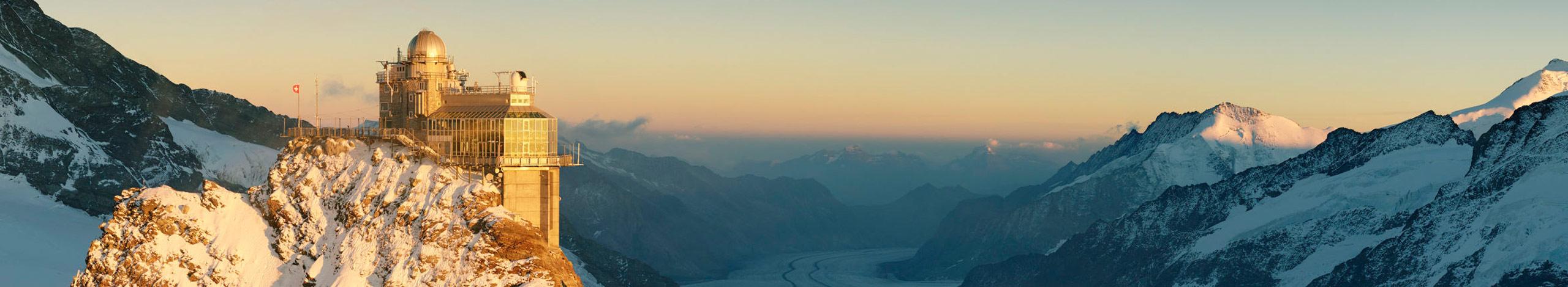 Conheça a Excellence Class do Glacier Express